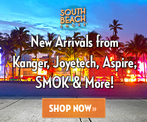 South Beach Smoke Vape Mods