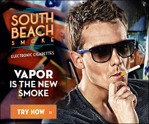 South Beach Smoke - The Best Tasting Electronic Cigarette with the Highest Vapor
