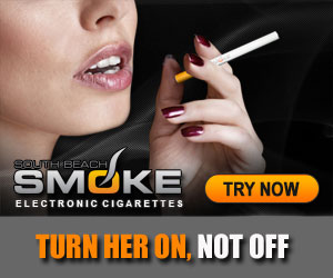 Turn Her On, Not Off with South Beach Smoke